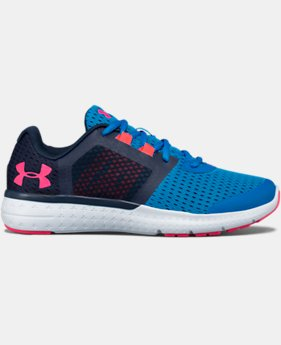 Best Seller Girls' Grade School UA Micro G® Fuel Running Shoes   $64.99