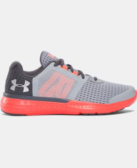 New to Outlet Girls' Grade School UA Micro G® Fuel Running Shoes LIMITED TIME OFFER  $48.74