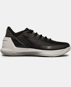 Boys' Grade School UA Curry 3 Low Basketball Shoes  4 Colors $69.99 to $94.99