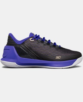 Boys' Grade School UA Curry 3 Low Basketball Shoes  2 Colors $99.99