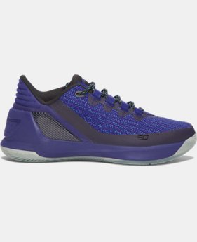 Boys' Grade School UA Curry 3 Low Basketball Shoes  1 Color $73.49