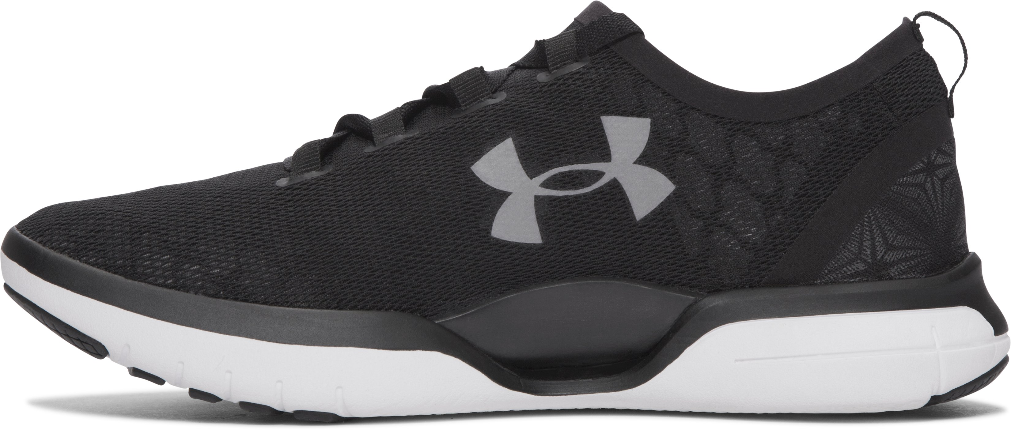 Women's UA Charged CoolSwitch Running Shoes, Black