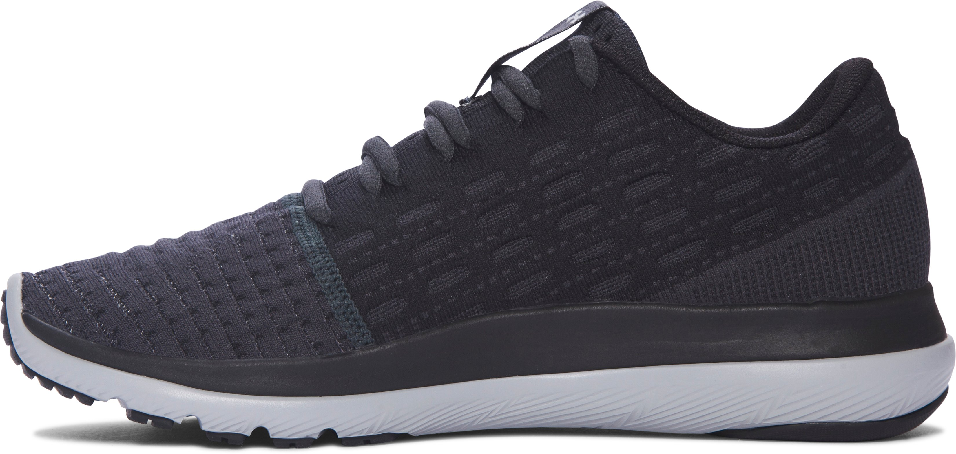 Women's UA Threadborne Slingflex Shoes, Black , undefined