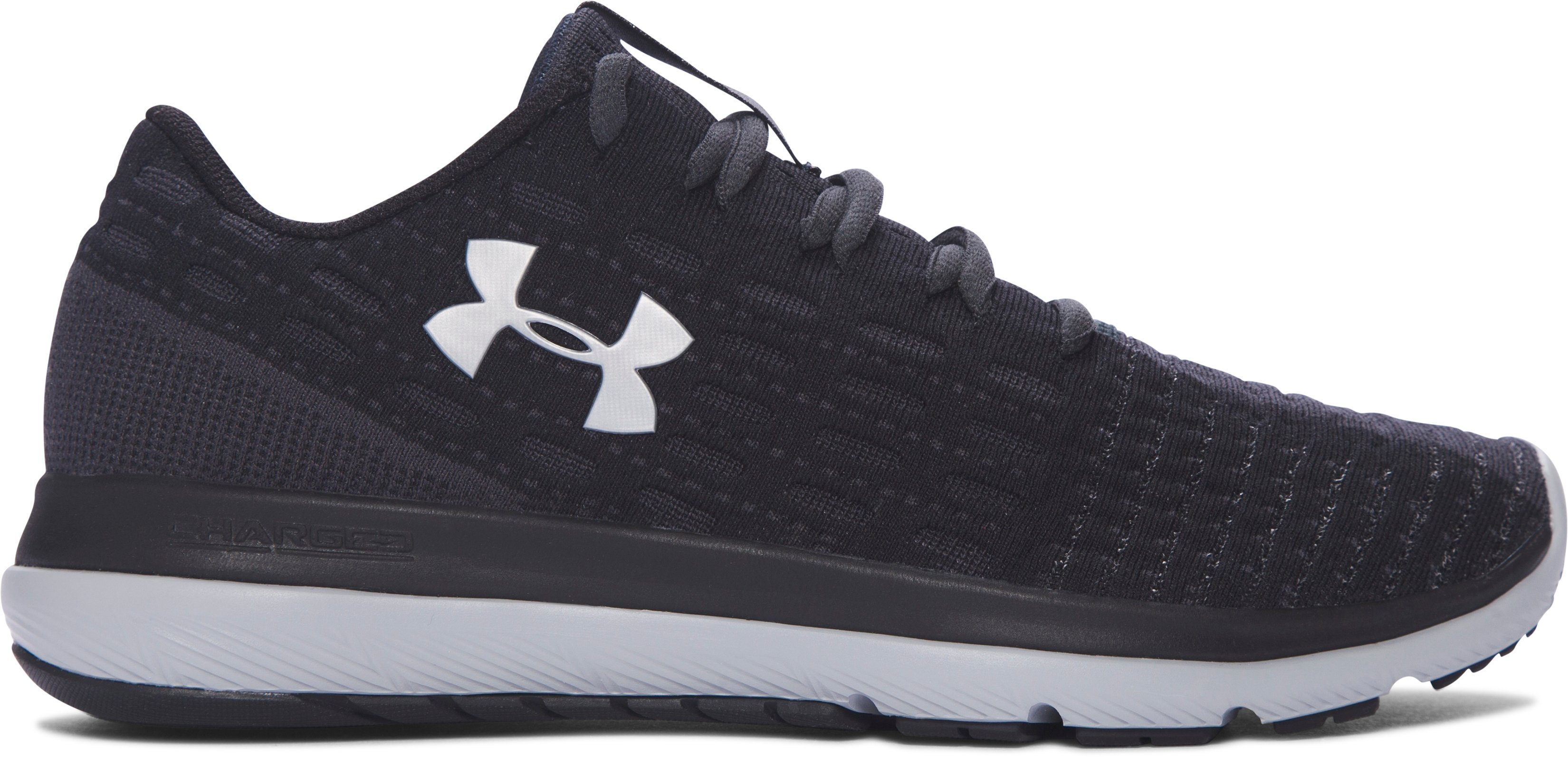 Women's UA Threadborne Slingflex Shoes, Black