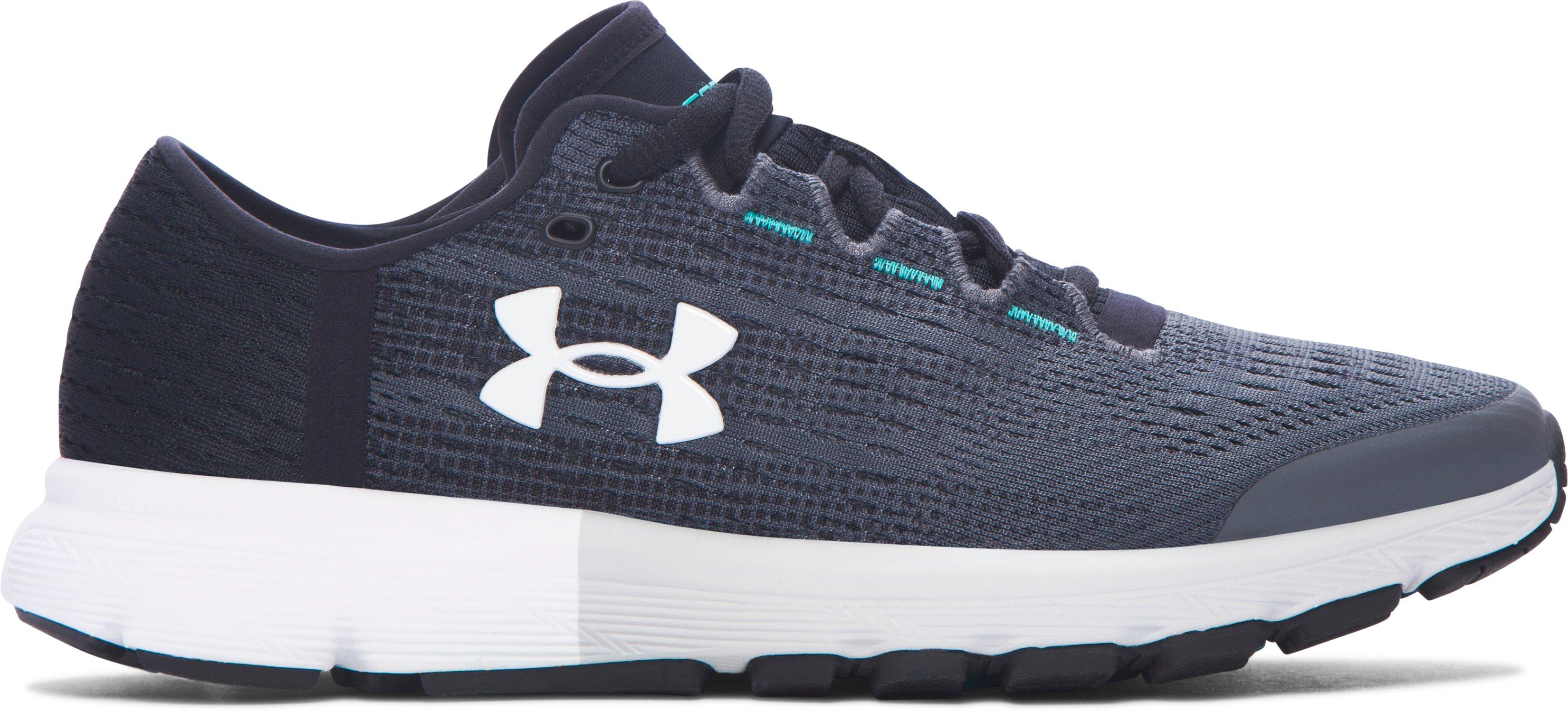 Zapatillas de Running UA SpeedForm® Velociti para Mujer, 360 degree view