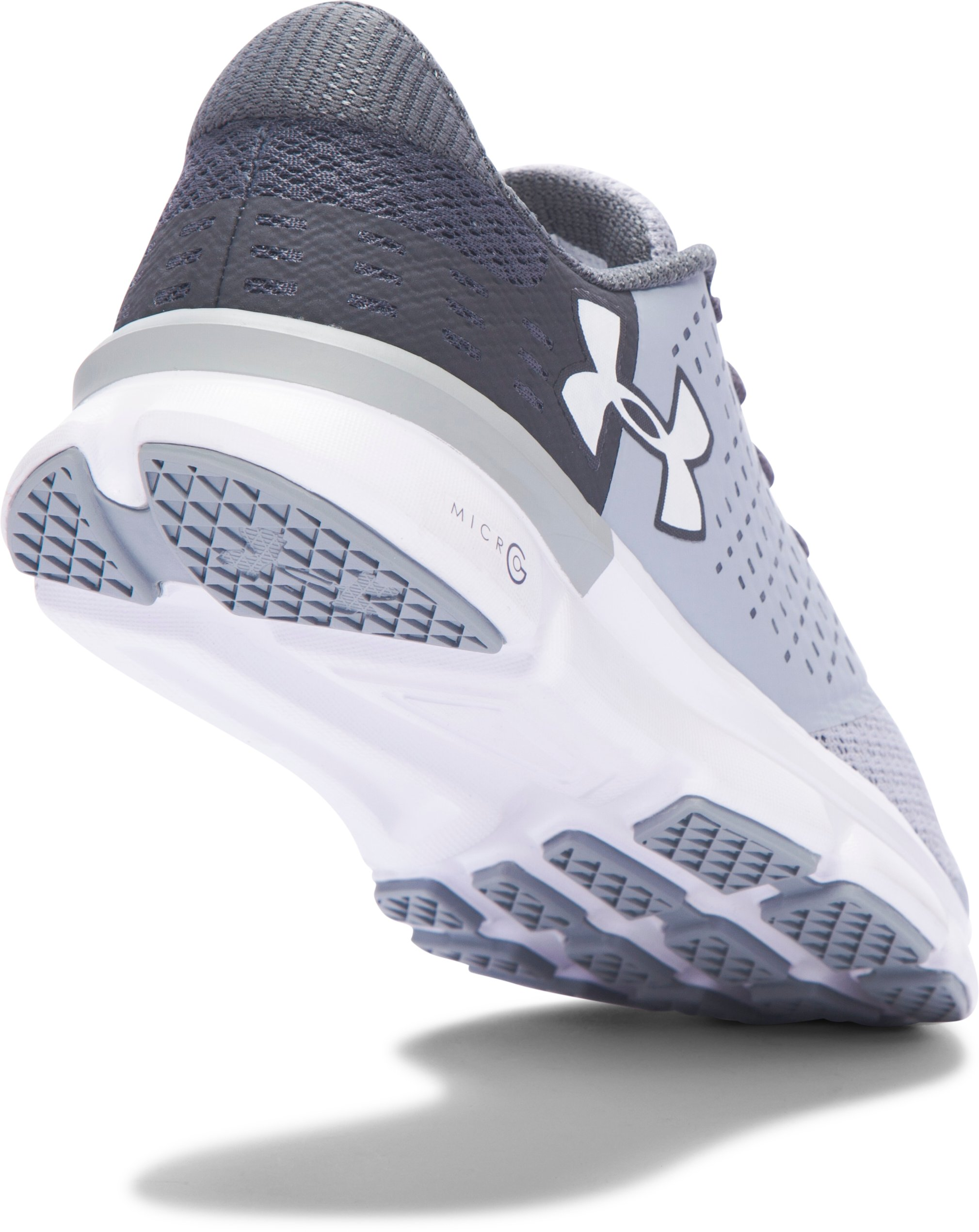 Women's UA Speed Swift 2 Running Shoes, OVERCAST GRAY,