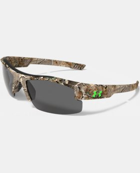 New Arrival Kids' UA Nitro L Camo Sunglasses  1 Color $69.99