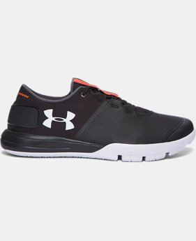 Best Seller Men's UA Charged Ultimate 2.0 Training Shoes  3 Colors $74.99