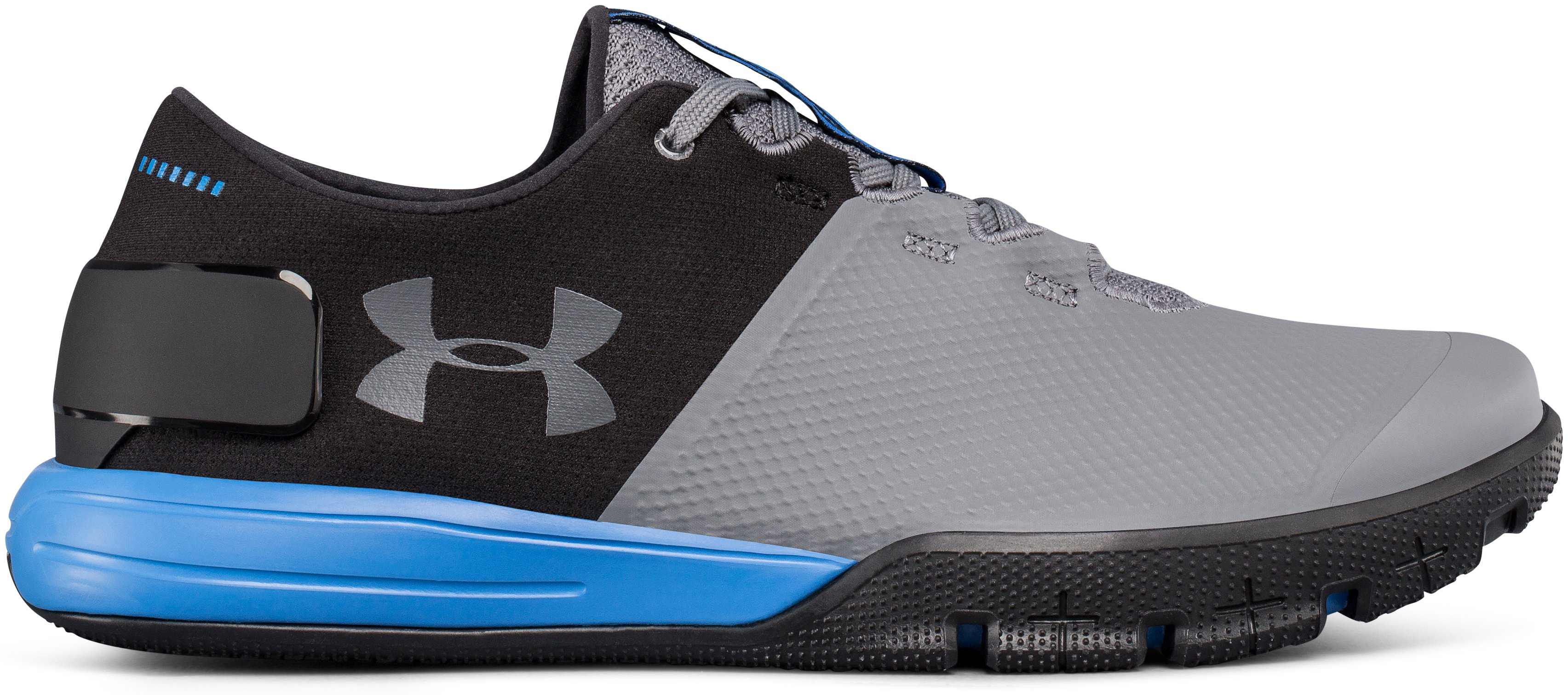 Men's UA Charged Ultimate 2.0 Training Shoes, Black