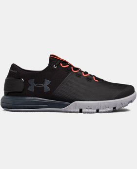 Men's UA Charged Ultimate 2.0 Training Shoes  1  Color Available $99.99