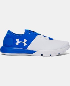 Best Seller Men's UA Charged Ultimate 2.0 Training Shoes  4 Colors $74.99