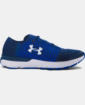 Best Seller Men's UA SpeedForm® Gemini 3 Running Shoes LIMITED TIME OFFER 1 Color $97.49