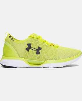 New to Outlet Men's UA Charged CoolSwitch Running Shoes  1 Color $69.99 to $74.99