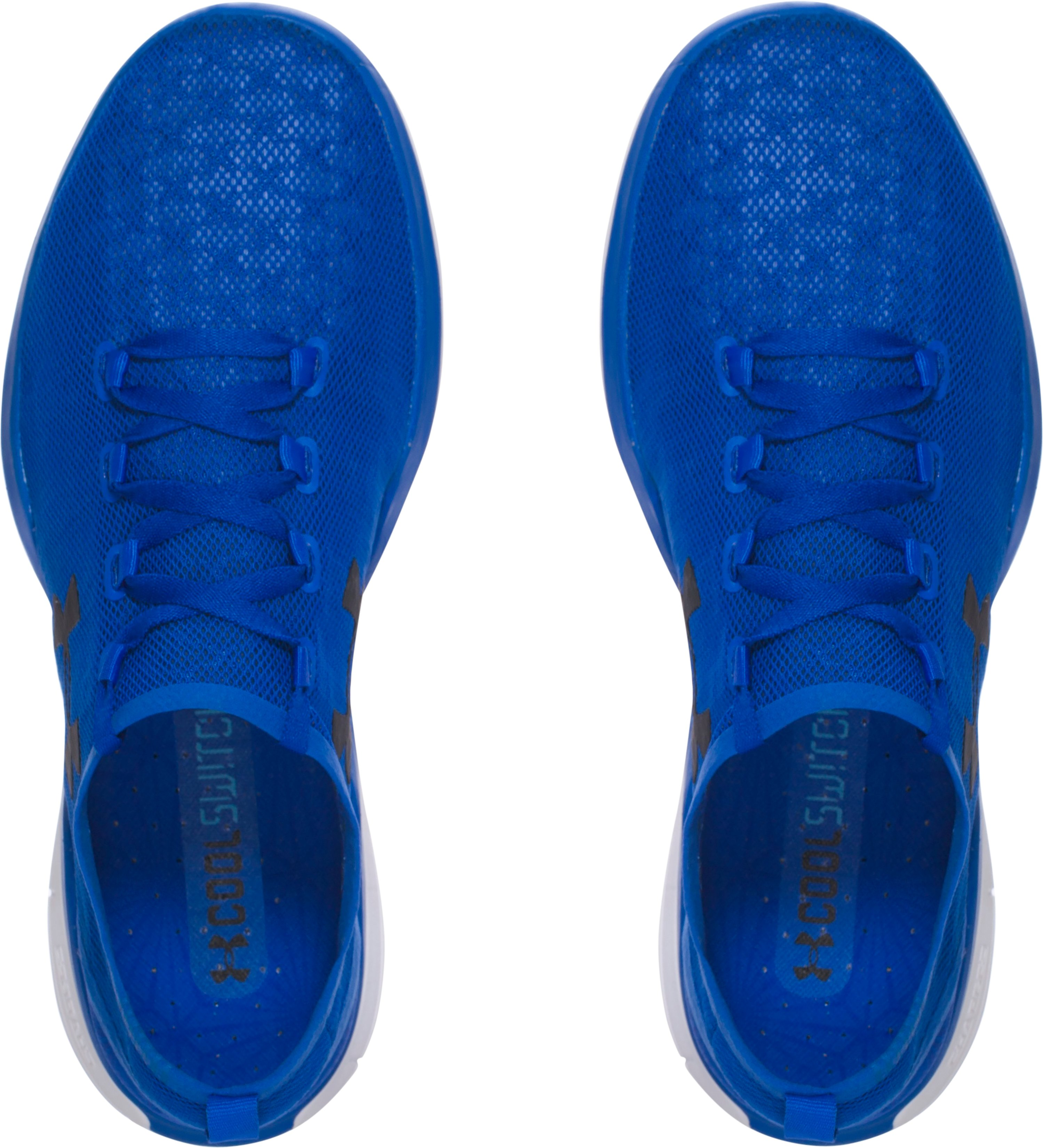 Men's UA Charged CoolSwitch Running Shoes, ULTRA BLUE, undefined