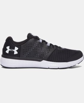 New Arrival Men's UA Micro G® Fuel Running Shoes  2 Colors $74.99