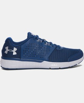 New to Outlet Men's UA Micro G® Fuel Running Shoes LIMITED TIME OFFER 1 Color $56.24