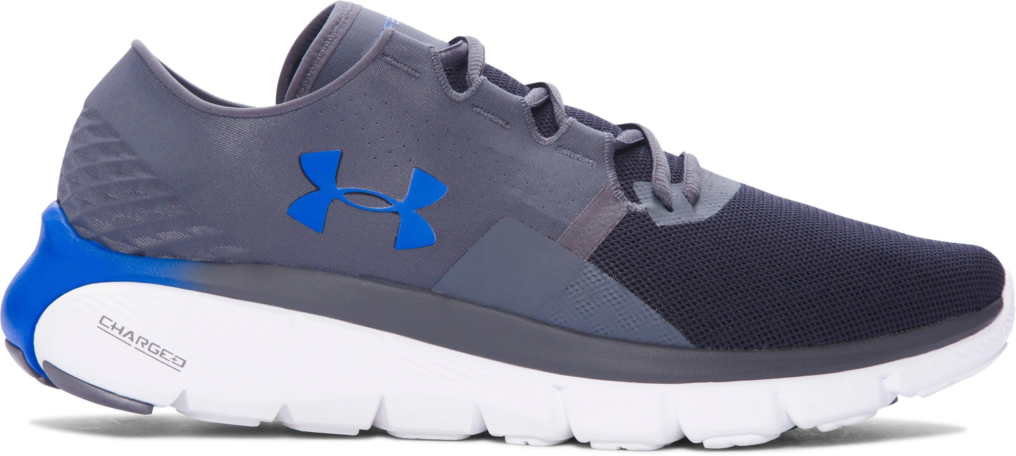 Zapatillas de Running UA SpeedForm® Fortis 2.1 para Hombre, 360 degree view