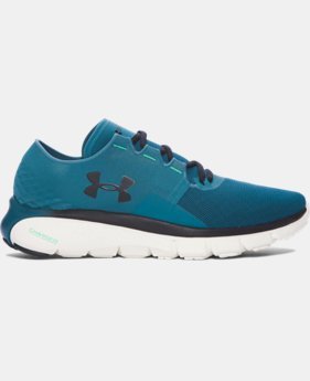 Men's UA SpeedForm® Fortis 2.1 Running Shoes  1  Color Available $74.99