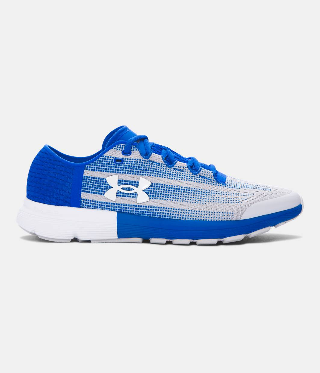 Under Armour - Speedform Velociti - Neutral Mens Running Shoes Online - Glacier Gray/Ultra Blue/White