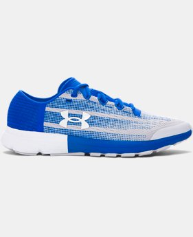 Men's UA SpeedForm® Velociti Running Shoes  1  Color Available $109.99