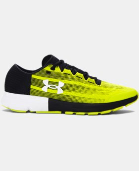 New to Outlet Men's UA SpeedForm® Velociti Running Shoes  1 Color $76.99