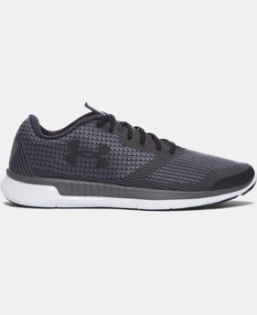 Men's UA Charged Lightning Running Shoes  4 Colors $109.99