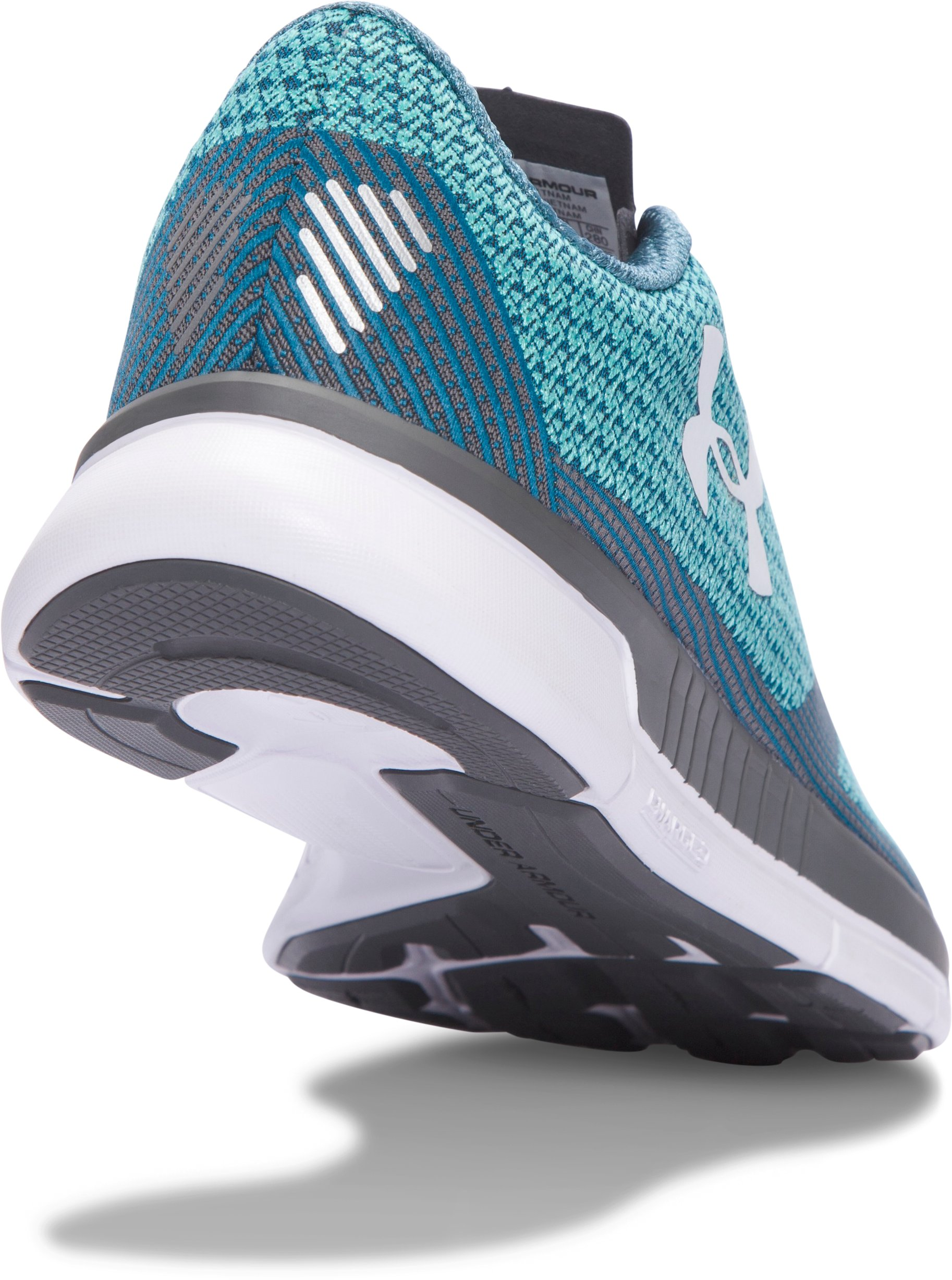 Men's UA Charged Lightning Running Shoes, NEPTUNE,