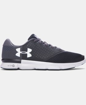 Men's UA Speed Swift 2 Running Shoes  4 Colors $74.99
