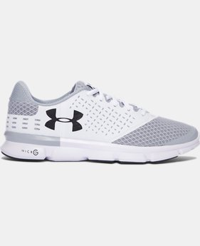Men's UA Speed Swift 2 Running Shoes  4 Colors $99.99