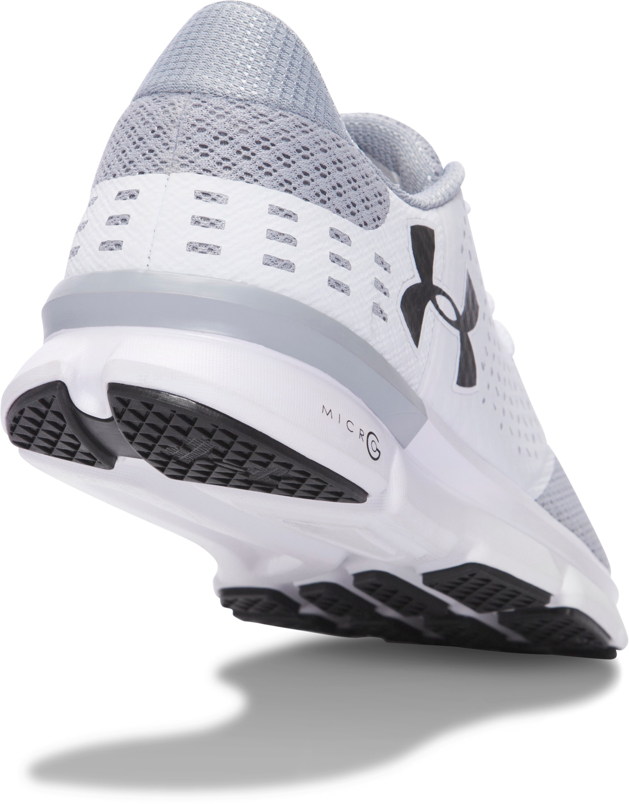 Men's UA Speed Swift 2 Running Shoes, White, undefined