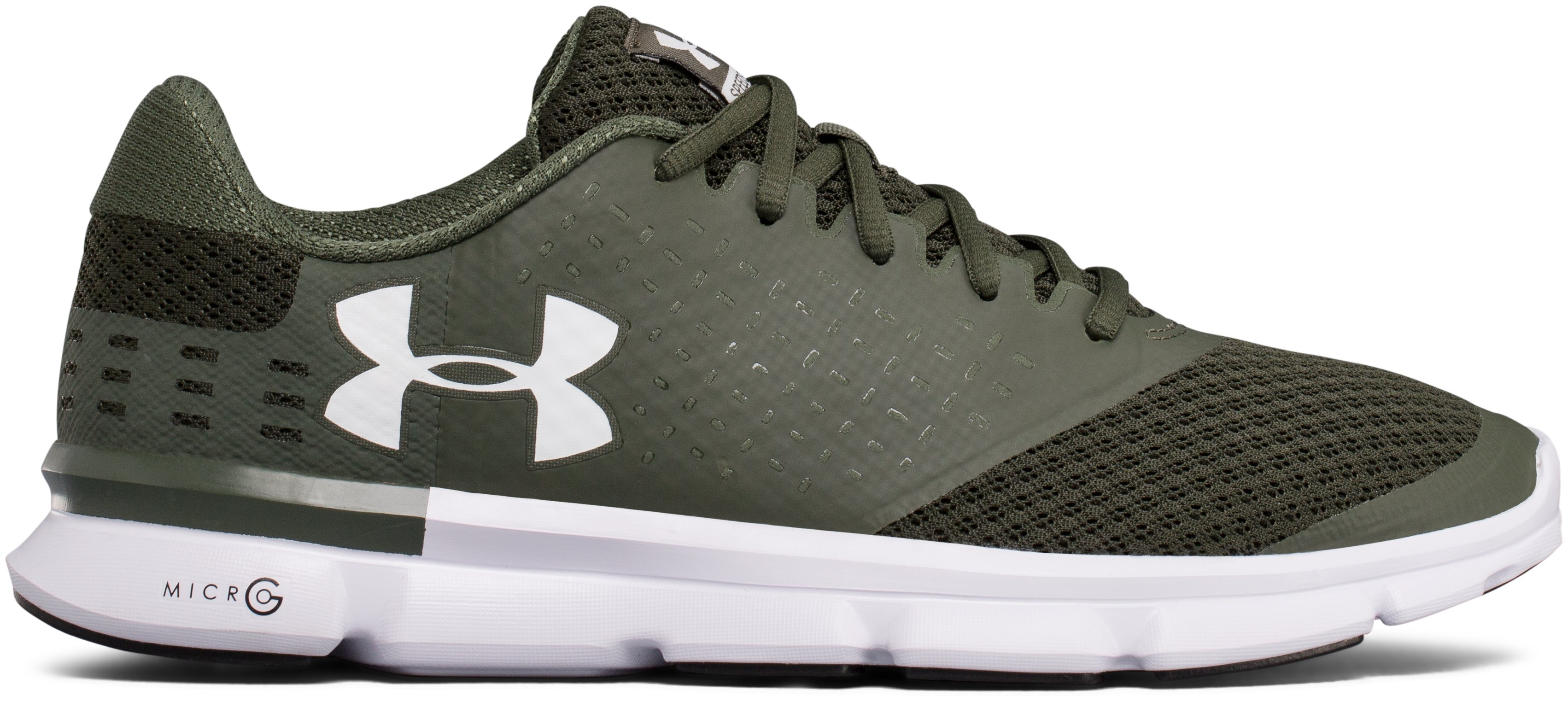 Men's UA Speed Swift 2 Running Shoes, DOWNTOWN GREEN, undefined