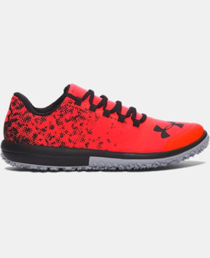 New Arrival Men's UA Speedtire Ascent Low Running Shoes  1 Color $139.99