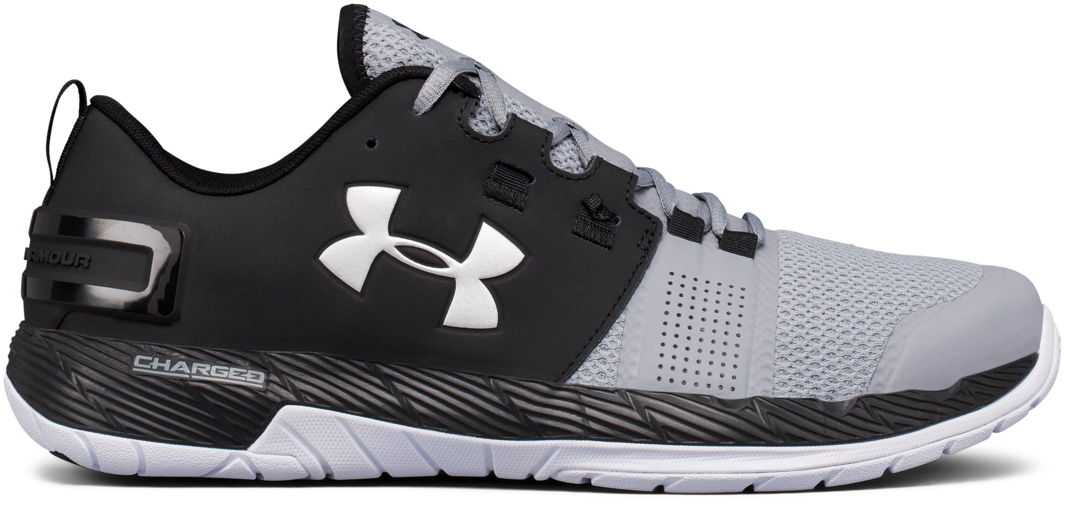 Men's UA Commit Training Shoes, Black