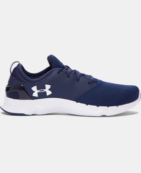 New Arrival Men's UA Flow Herringbone Running Shoes  1 Color $79.99
