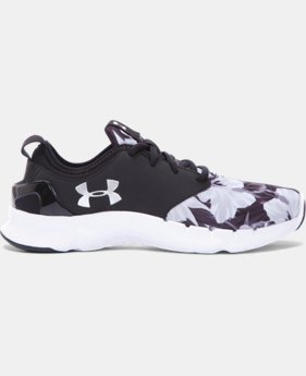 Women's UA Flow Floral Running Shoes