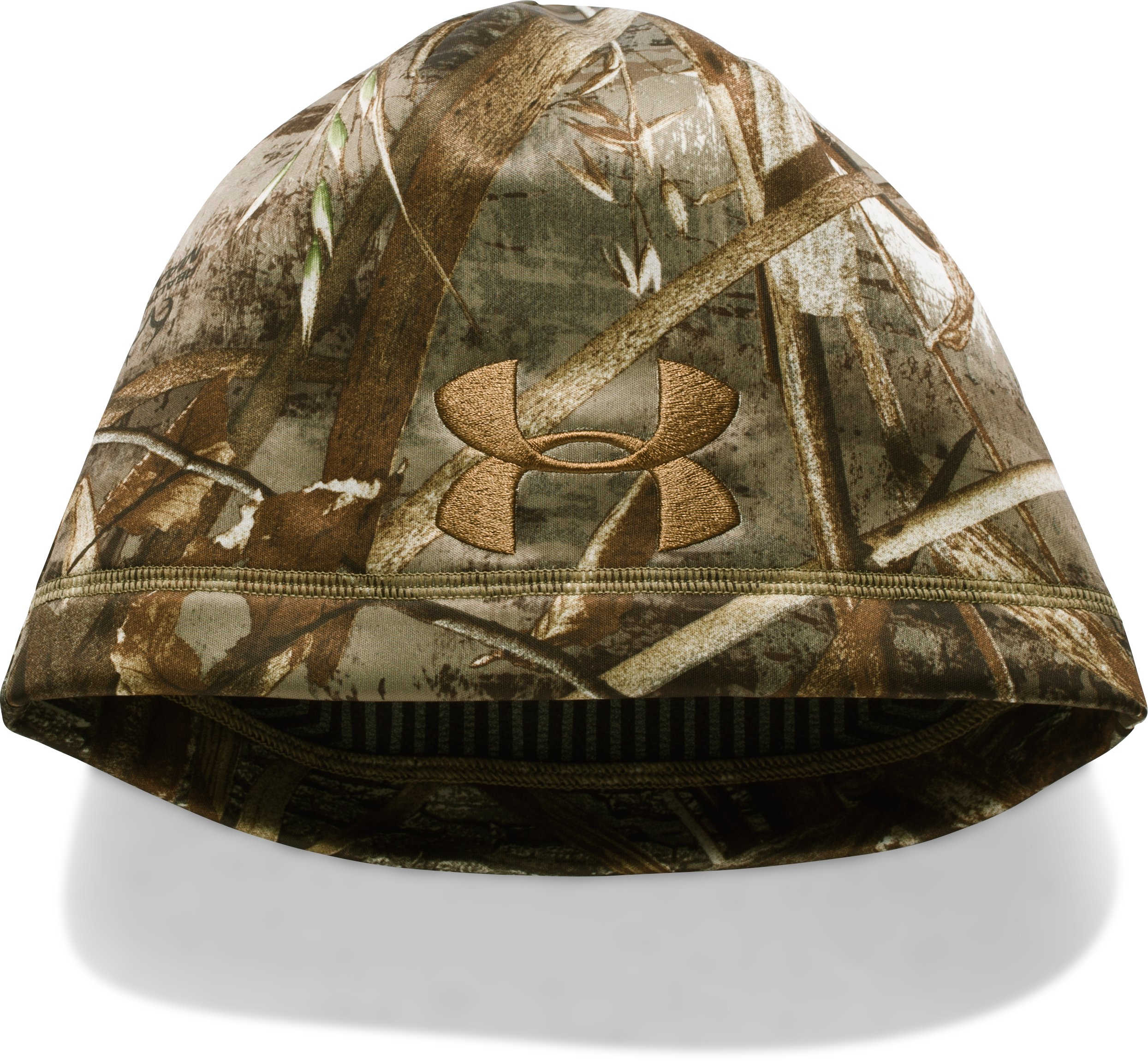 Men's UA Waterfowl Beanie, REALTREE MAX 5, undefined