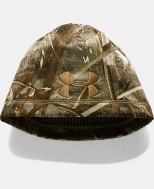 Men's UA Waterfowl Beanie  1 Color $34.99