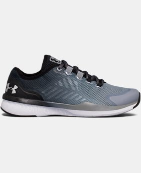 Best Seller Women's UA Charged Push Training Shoes  5 Colors $94.99