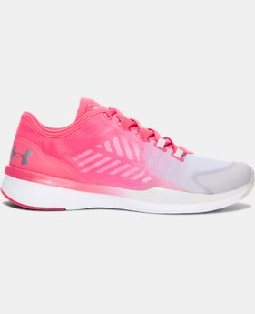 Women's UA Charged Push Training Shoes  1 Color $119.99