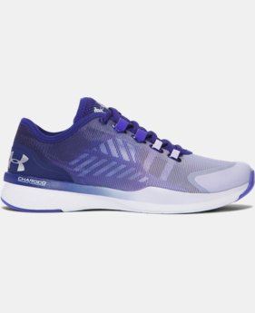 Women's UA Charged Push Training Shoes  1 Color $53.99