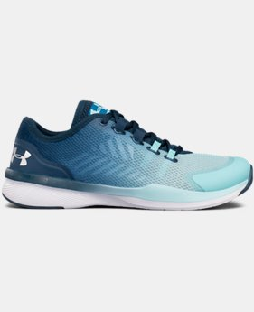 Women's UA Charged Push Training Shoes LIMITED TIME OFFER 1 Color $71.24