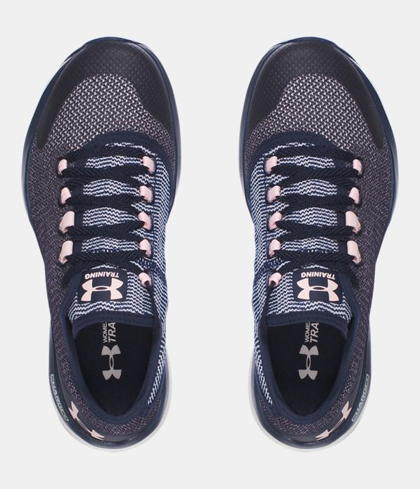 Women S Ua Charged Push Hypersplice Training Shoes