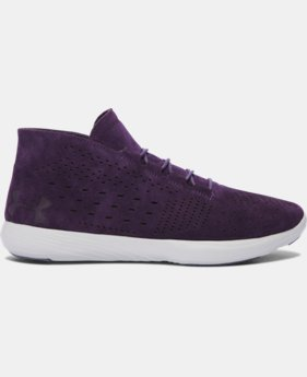 Women's UA Street Precision Mid Tinted Neutrals Shoes  1 Color $55