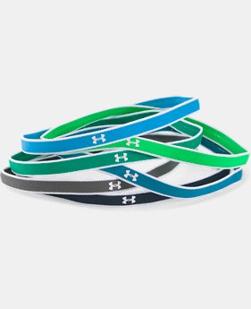 Women's UA Mini Headbands - 6 Pack  6 Colors $9.99