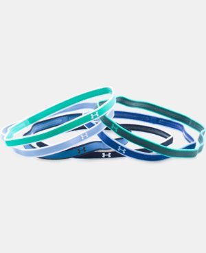 Women's UA Mini Headbands - 6 Pack  6 Colors $11.99