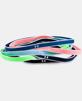 Women's UA Mini Headbands - 6 Pack  3 Colors $9.99