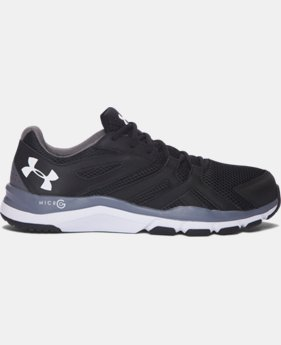 Men's UA Strive 6 — 4E Training Shoes  1 Color $52.99