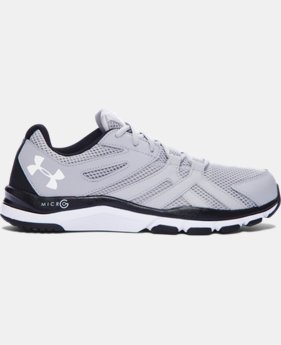 Men's UA Strive 6 – 4E Training Shoes   $69.99