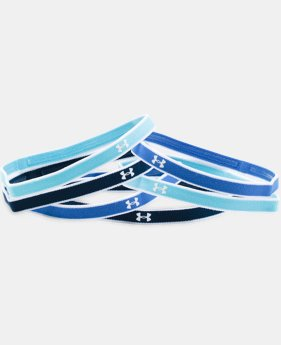 Girls' UA Mini Headbands – 6 Pack   $9.99