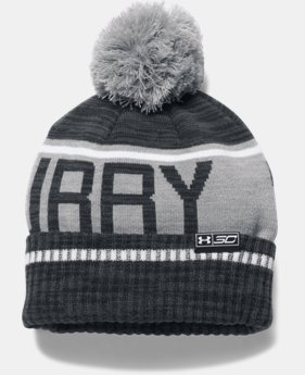 Boys' SC30 Pom Beanie LIMITED TIME OFFER 1 Color $19.59